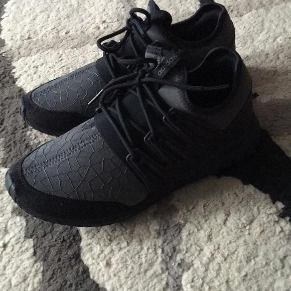 adidas x wings   cornes sherpa veste (noir)